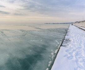 Отдых в Бердянске и на Бердянской косе зимой и в межсезонье — Азовское море