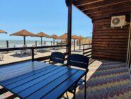 Номера «Люкс» 4-х местные двухкомнатные с видом на море