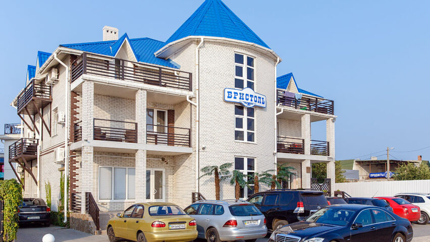 Гостиница «Бристоль»