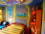 Домик-люкс «Коралл» 3-х местный