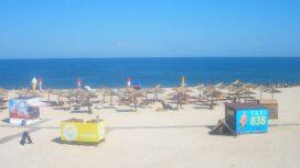 Веревочный парк «HIP Park» на пляж «Солнечный» на Средней косе